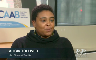 Alicia Tolliver Interview with CAAB IDA saver